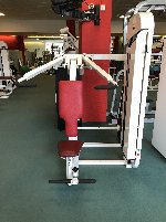 proxomed Compass Line shoulder press in very good condition