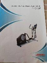 Neuwertiger Crosstrainer Life Fitness X1