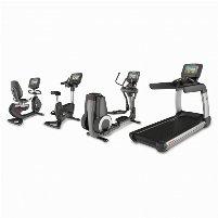 NEUE Life Fitness 95 Elevation Series mit der DISCOVER SI Konsole - NEU im Karton - Ergometer, Crosstrainer, FlexStrider