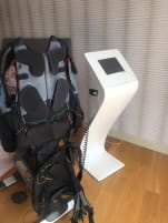 Used Xbody NewWave equipment with suits