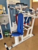 Pull Down - Dips machine from mkb Keller