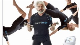 Wireless Ems Training with Visionbody