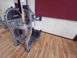 Fitnessstudio komplett Auflösung