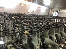 Now a very large quantity for sale! Indoor Cycles!!! 240 x Indoor Cycles starter courses nxt and 82 x Keiser Indoor Cycles