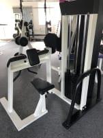 biceps machine *used*