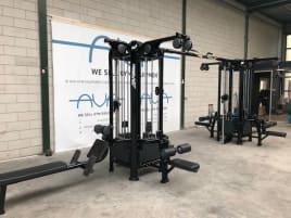 Refurbished Life Fitness 8 Stack jungle station