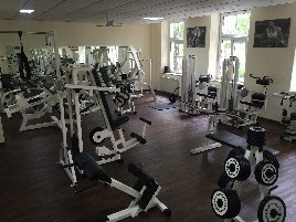Old School Fitnessstudio in Ingolstadt aus Altersgründen  zu verkaufen