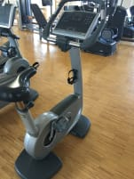 used ergometers of the company Technogym - 2 pieces available