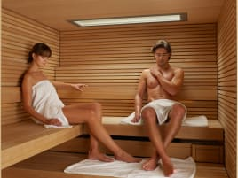 Professional sauna - Direct from the manufacturer