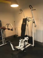 Lat machine from Technogym - Executive Line