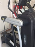 used stepper of the company TechnoGym