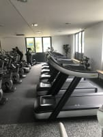Fitness studio fully equipped room Frankfurt Main for sale