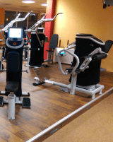 6 very well preserved eGym devices
