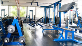 Various fitness equipment for sale! Fitness Equipment + Solarium