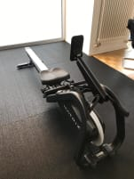 Rowing machine as new