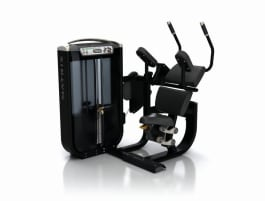 Matrix Fitness | 2016 Ultra Series Abdominal Muscle Machine (G7-S51) | Black Mat | direct from manufacturer - new!