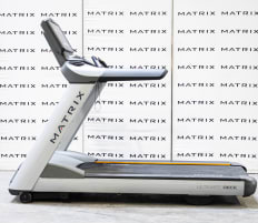 Matrix Fitness | T5x Laufband | Iced Silver | 2016