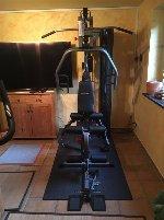 BodyCraft Fitness Station X Press pro