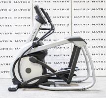 Matrix Fitness l E5x Suspension Crosstrainer | Iced Silver | 2017