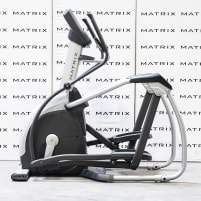 Matrix Fitness l E1x Suspension Crosstrainer | Iced Silver | 2017