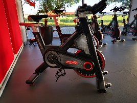 9 Indoor Cycling Bikes - Star Trac - Studio 5