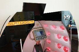 Sun 400 XL Infrarotergometer mit