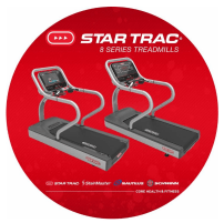 Star Trac 8 Series Treadmills - DIRECTLY FROM MANUFACTURER!