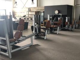 Gerätepark Gym80 Sygnum Kraft, seht SEHR gut aus!