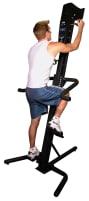 Versaclimber, total Body-Workout