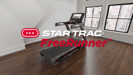 Star Trac Treadmill FreeRunner - NEW
