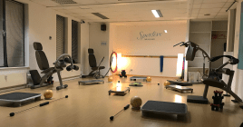 Very well and personally managed women fitness studio with stable customer base in the north of Berlin for sale due to age reasons