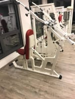 MKB 7 St strength equipment in very good condition incl. leg press at top price We deliver at top price !!!