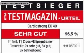 Cardiostrong EX 40 Crosstrainer