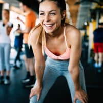 Fitness studio Gym