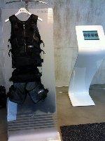 2 gebrauchte EMS Geräte der Marke XBody zu verkaufen