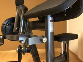 Gym 80 Arm bending machine new