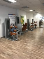 Medical fitness equipment from the company FREI