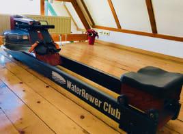 gebrauchtes Rudergerät von WaterRower - ab sofort zu verkaufen