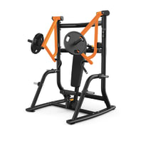 Matrix Fitness - Magnum   Vertical Bench Press (MG-PL12), Matt Black / Orange   2017   Originalverpackt