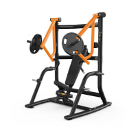 Matrix Fitness - Magnum | Vertical Decline Bench Press (MG-PL15), Matt Black / Orange | 2017 | Originalpackaged