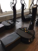 Power Plate Pro5 black - 3 pieces