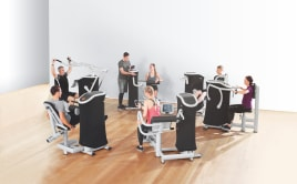 eGym Circle 6 machines - like new