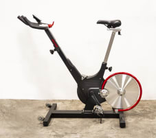 Keiser M3 Indoor Cycle with console in matt black