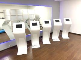 Xbody Newave und Xbody Actiwave. Neu. Die Ausstellung Probe. Gebraucht. Preise ab 4999 Euro. Weltweiter Versand