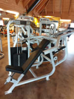Equipment park Life Fitness 19 equipment Fitness studio Strength equipment Pro 1 good condition