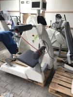 Milon Premium strength endurance in white incl. 4 More strength machines for small second strength circle Top price!!!