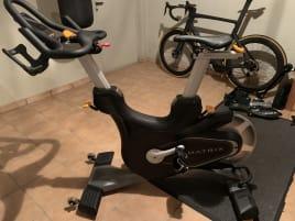 High End Matrix Target Trainer CXP Indoor Bike