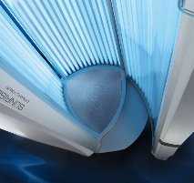 Ergoline Sunrise 488 DP, Vibrashape, Hybrid, Silent Cooling, Innenraumbeleuchtung, Mood Lights, Body Space, Handholds,