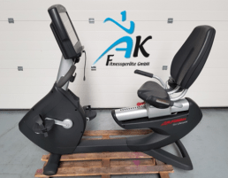 "Life Fitness Bike Recumbent 95R with 15"" Touch Display Recumbent Ergometer"