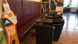 Lounge - Lounge Bank - Sitzlounge - Loungemöbel (5m)